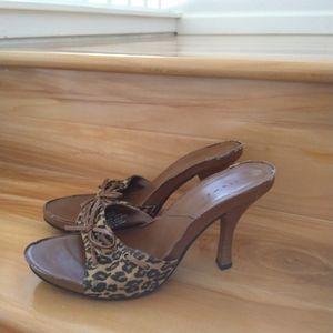 Ellemenno vintage heels size 8.5
